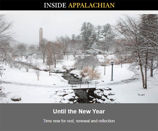 Inside Appalachian