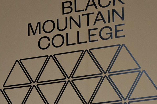 Black Mountain College Semester 2018 at Appalachian — March events