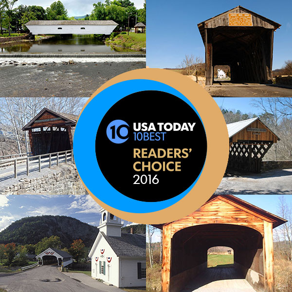 Best Covered Bridge Winners