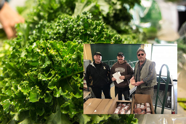 Sustainable Development and Food Services foster farm-to-table initiative on campus
