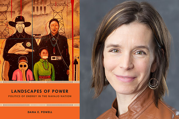 Duke University Press publishes debut book by Appalachian's Dana E. Powell