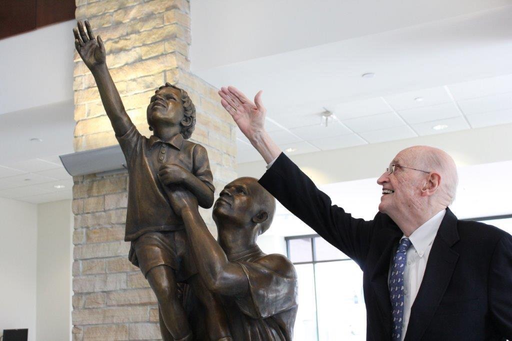 Dedicated benefactor and philanthropist Irwin \'Ike\' Belk remembered ...