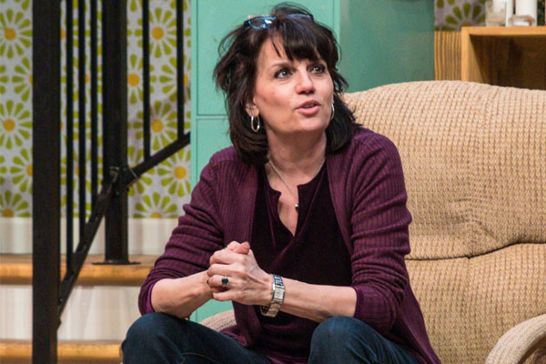 Theatre students experience master class with Tony Award-winning actress Beth Leavel