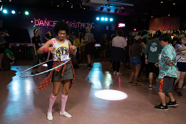 Appalachian's 2018 Dance Marathon raises over $42K for local nonprofits
