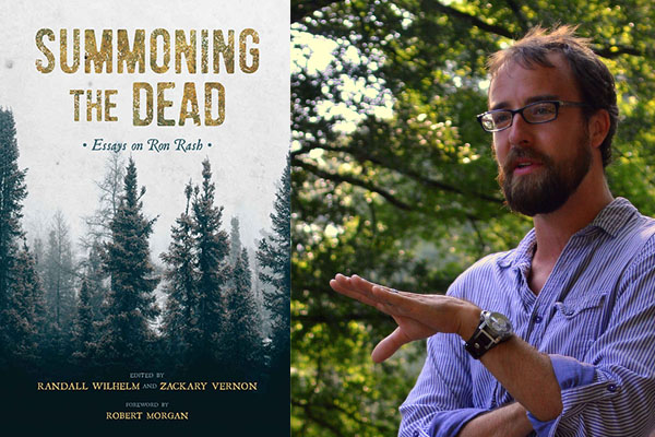 Appalachian's Zach Vernon co-edits new collection of essays on Ron Rash