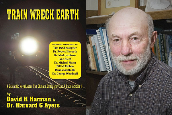 Appalachian professor emeritus co-authors novel about climate change