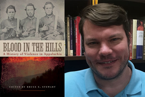 Bruce Stewart's 'Blood in the Hills' follows the trail of Appalachia's violent history