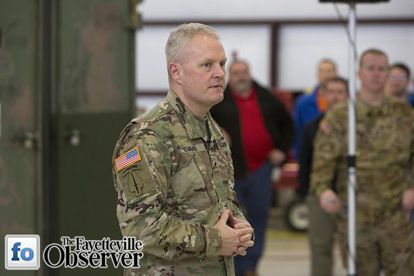 Army Special Operations Aviation Command bids farewell to leader
