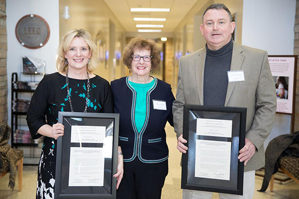 10 years of Naylor Award winners recognized at Appalachian's Doctoral Spring Symposium