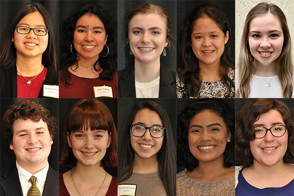 Appalachian State University announces 2018 Chancellor's Scholars
