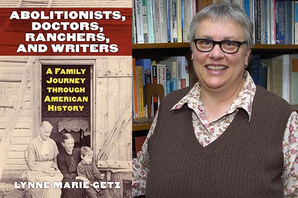 Western Association of Women Historians awards Barbara 'Penny' Kanner Prize to Appalachian's Dr. Lynne Getz