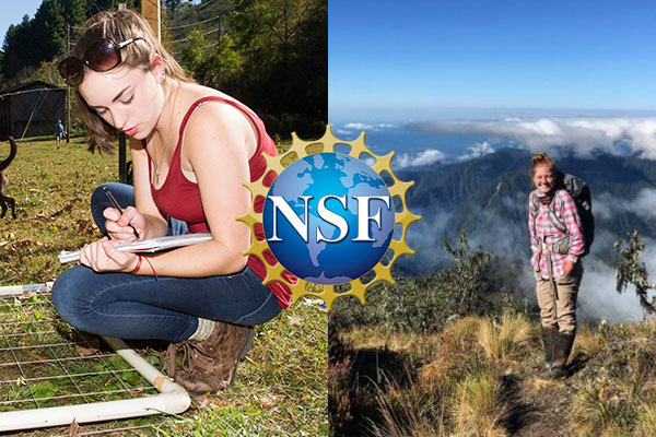 NSF Fellowships support Appalachian alumnae's graduate-level study in science disciplines