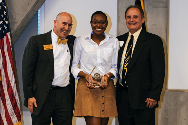 10 Appalachian students honored for academic, service and leadership excellence