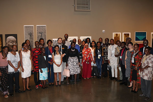 Appalachian hosts 25 young African leaders for six-week institute