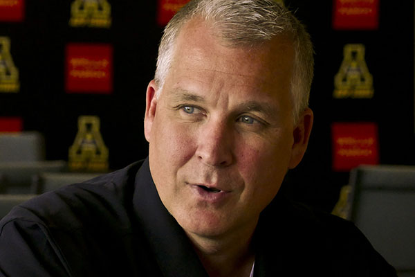 App State AD Gillin on the football gameday experience, projects and beyond