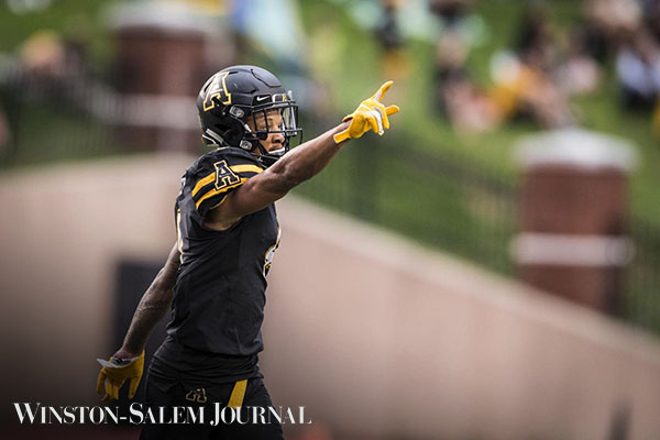 App State becomes ranked in AP Top 25 for first time in program history