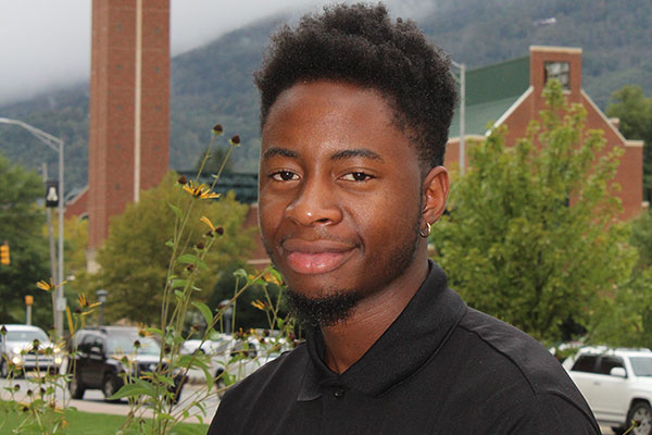 Appalachian student recognized by NISTS as National Transfer Student Ambassador