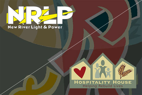 New River Light and Power's Good Neighbor Program rounds up for those in need