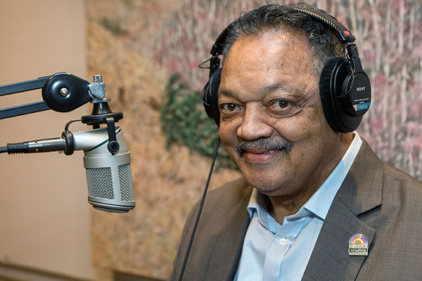 Jesse Jackson on polarization, politics and the power of the everyday citizen