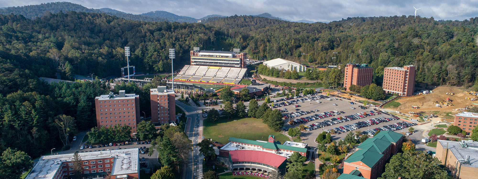 Appalachian State University's improvement and development projects approved by UNC Board of Governors