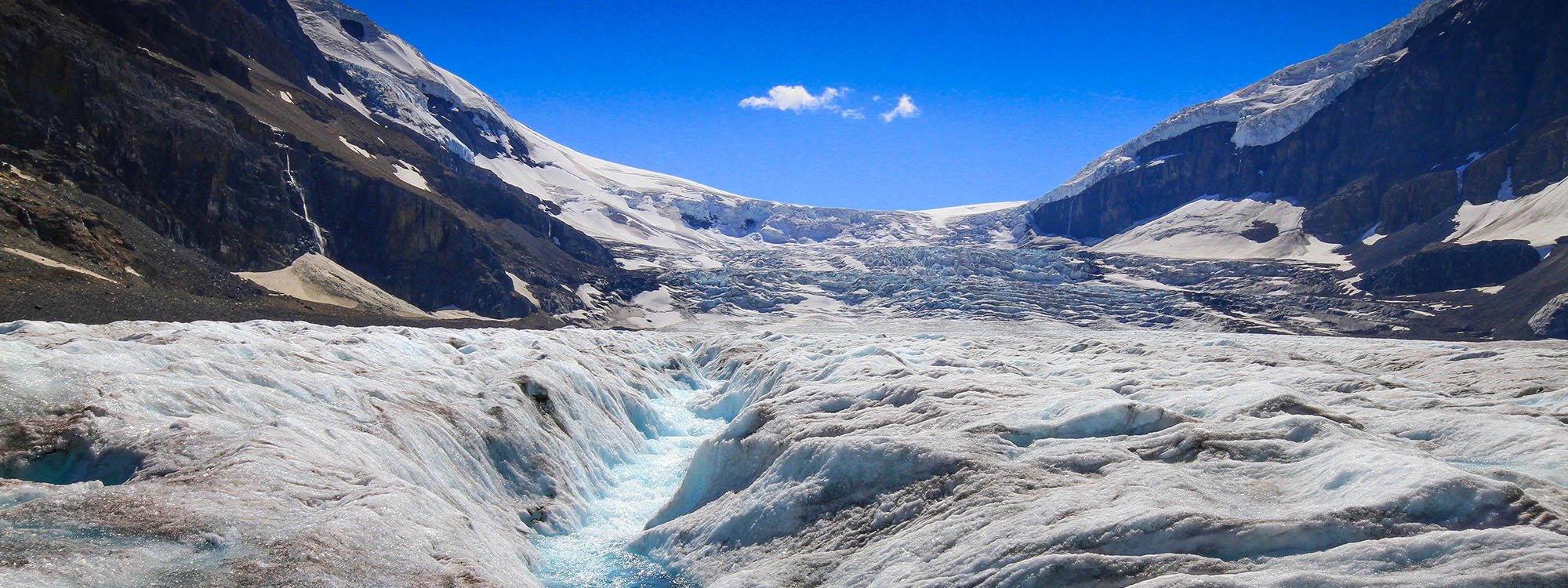 NSF funds Appalachian research of 'Changing Glacier Dynamics at Athabasca Glacier'