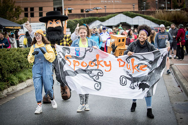 Spooky Duke 2018 scares up fun and funds for High Country families