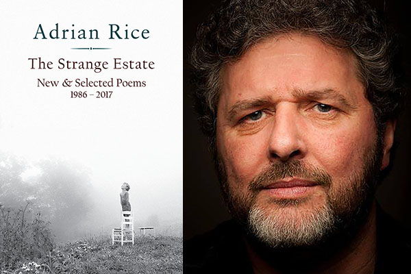Appalachian First Year Seminar instructor Adrian Rice authors new poetry collection