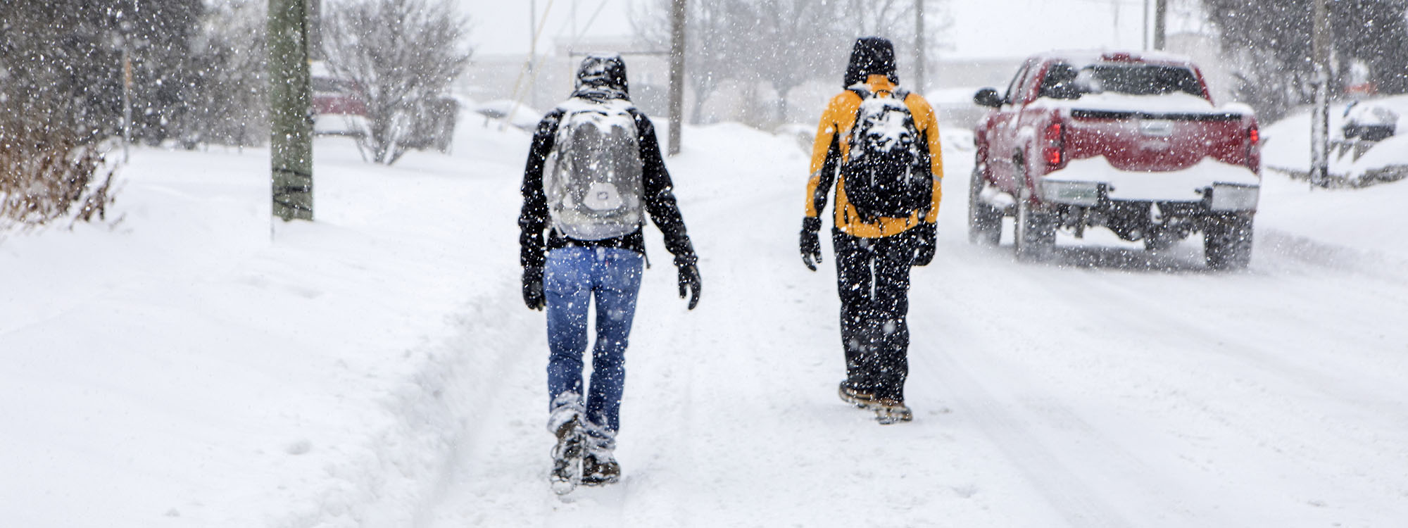 After the storm — App State digs out