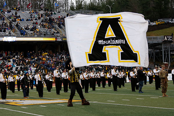 App State Begins Search for Head Football Coach