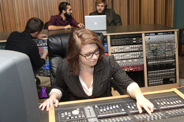 Music Industry Studies (BS) - Recording and Production