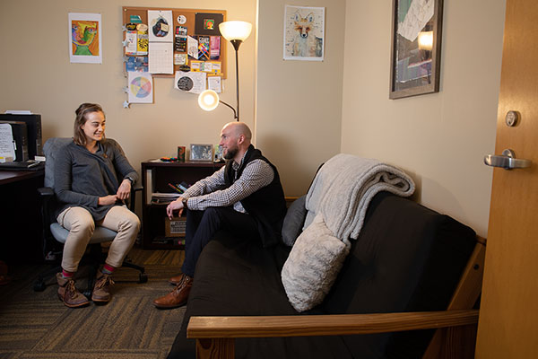 Appalachian's Collegiate Recovery Community: A space for recovery, support and success