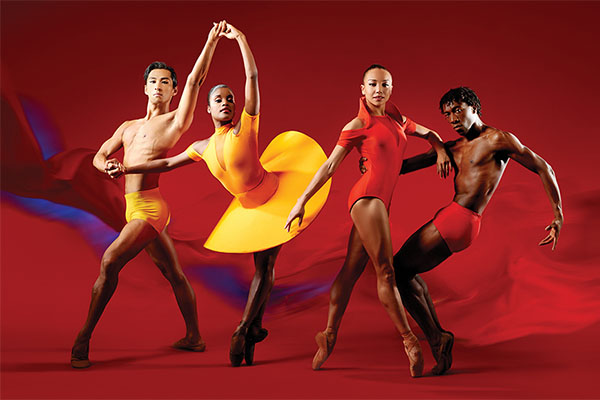 N.C. Arts Council supports Dance Theatre of Harlem residency at Appalachian