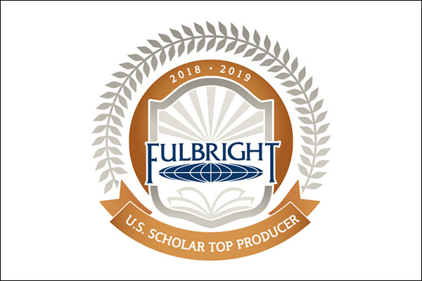 Appalachian ties for top producer of Fulbright Scholars among master's institutions