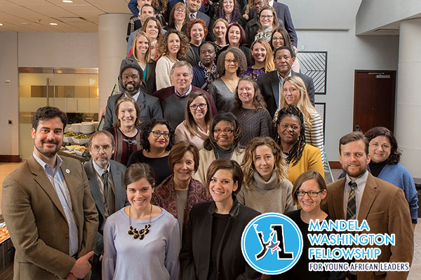 Appalachian selected to host 2019 Mandela Washington Fellowship for Young African Leaders