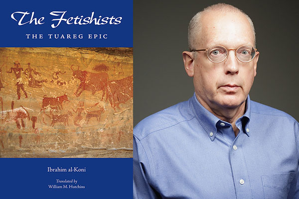 "Dr. William ""Bill"" Hutchins translates epic novel 'The Fetishists' into English"