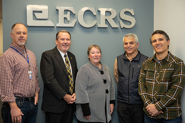 Local business ECRS establishes new scholarship program for Appalachian computer science students