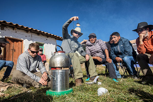 Appalachian's international collaboration yields renewable solutions for Peru village