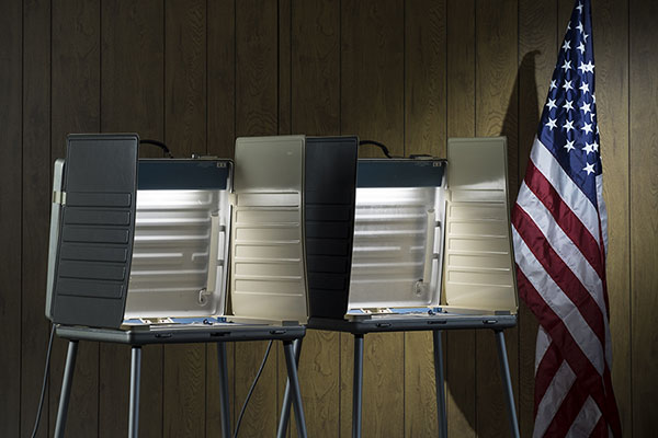 Research by Appalachian economics professor suggests lack of sleep reduces voter turnout