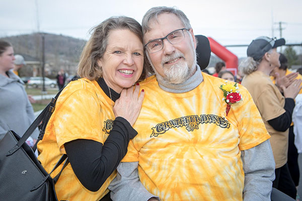 Appalachian's Walk to Defeat ALS nearly doubles fundraising goal