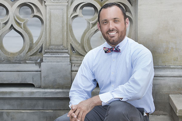 Got talent? This Appalachian alumnus may have a job for you at The Biltmore Co.