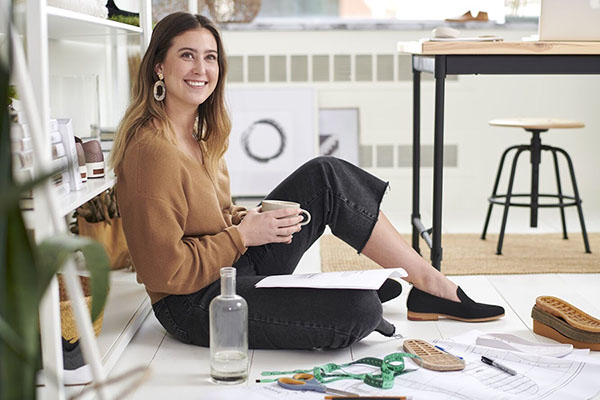 Appalachian alumna uses earth-friendly designs for Dr. Scholl's shoes