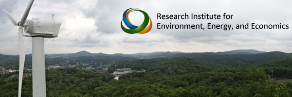 Research Institute for Environment, Energy, and Economics (RIEEE)