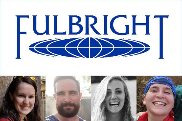 Appalachian sets new record with 4 Fulbright U.S. Student Program finalists