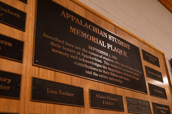 Student death: how App State communicates after tragic events