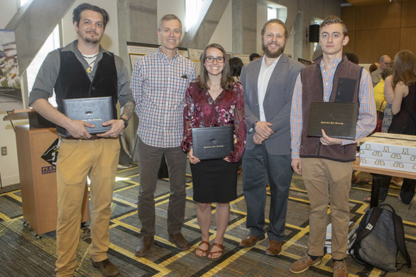 Appalachian announces winners of 22nd Annual Celebration of Student Research and Creative Endeavors