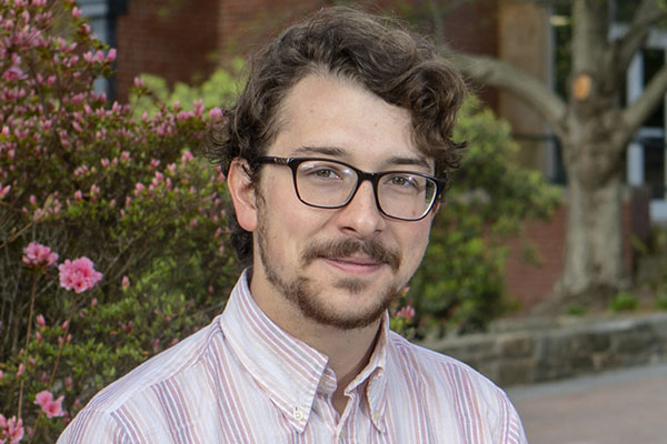 Intertwining triple majors open the door to a doctorate for Appalachian graduating senior