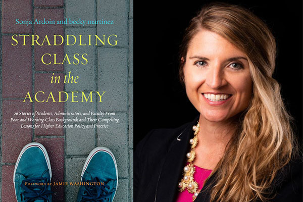 App State's Dr. Sonja Ardoin co-authors book examining social class in higher education