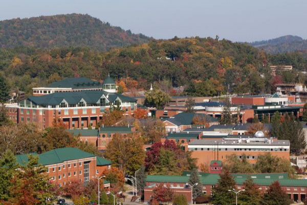 5 Most Beautiful U.S. College Towns