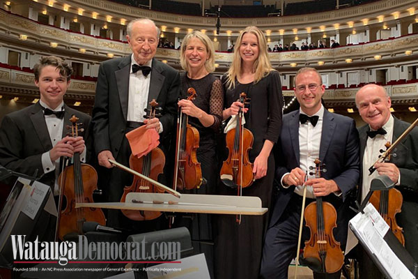 App State professor performs at Carnegie Hall