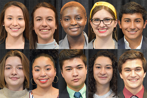 10 aspiring leaders accepted into App State's Diversity Scholars Program